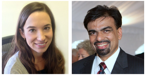 Emmeline Ayers, MPH and Joe Verghese, MBBS
