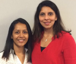 Tanvi Bhatt, PT, PhD and Prakruti Patel, PT, MS, PhD